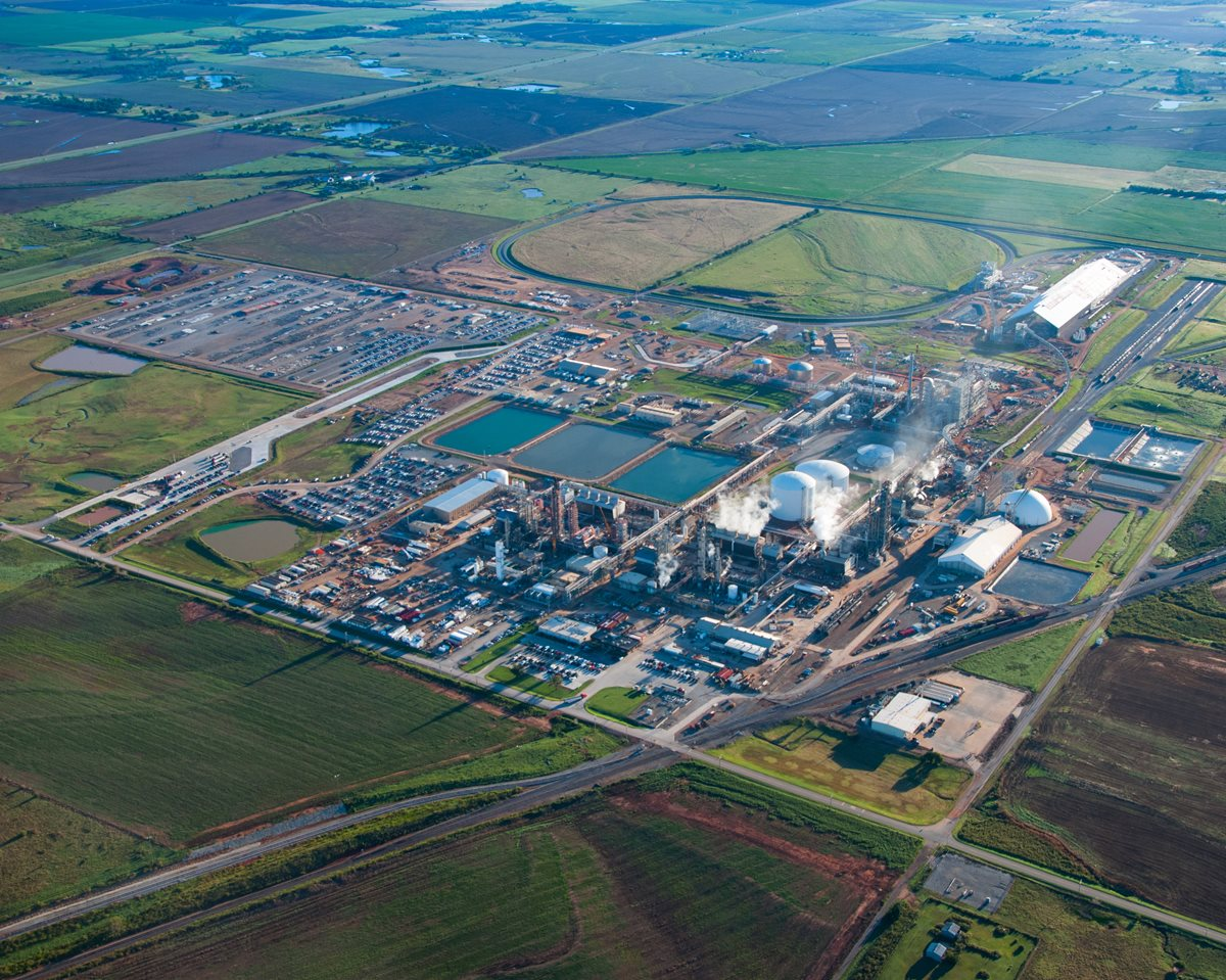 EFT Analytics reducing downtime and increasing production efficiencies at Koch Fertilizer Plant
