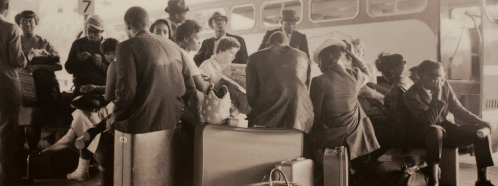 Koch Industries Grant to Support Freedom Riders Exhibit at Kansas Africian American Museum