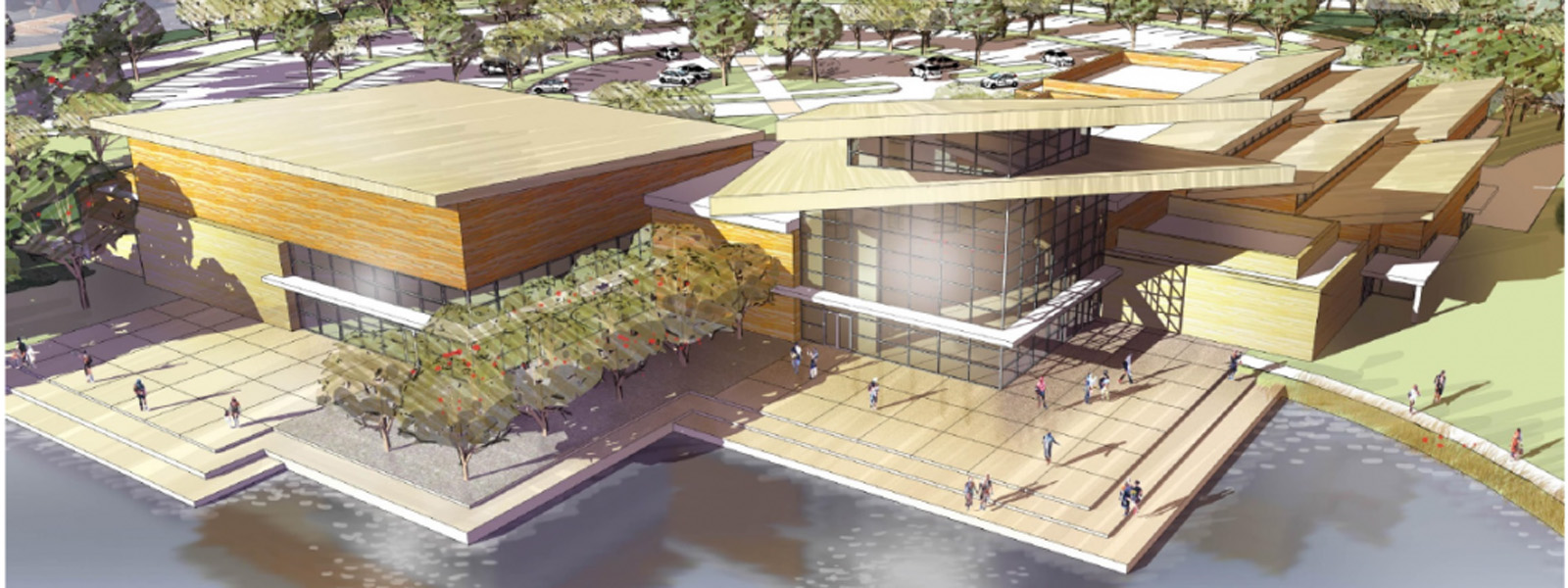 Koch Foundations Donate $10.5M For New Wichita Arts Center
