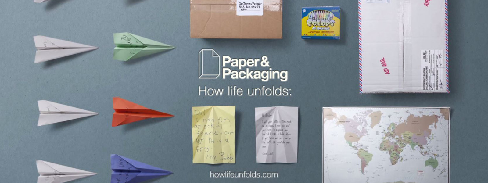 Paper and Packaging Industry Unfolds National Ad Campaign