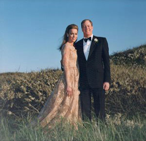 David Koch Julia Flesher Koch Wedding